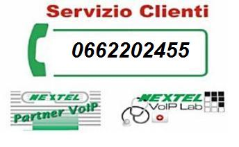 Aggiornamento software VoIP